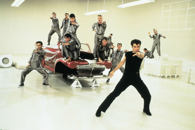 John Travolta ja Michael Tucci
