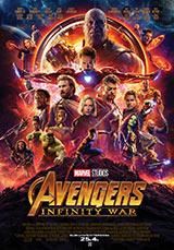 Avengers: Infinity War, poster