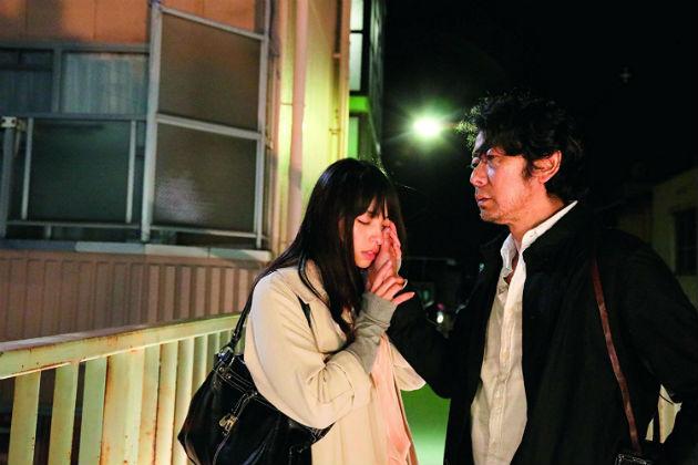 Ayame Misaki ja Masatoshi Nagase