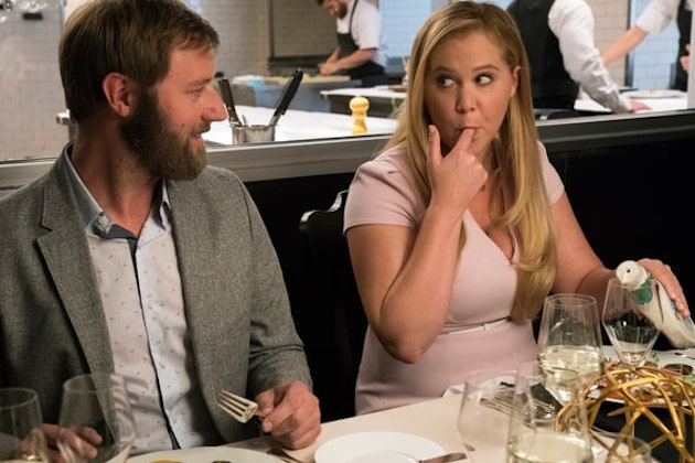Rory Scovel ja Amy Schumer