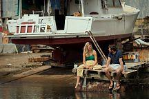 Shailene Woodley ja Sam Claflin