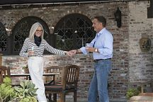 Diane Keaton ja Andy Garcia