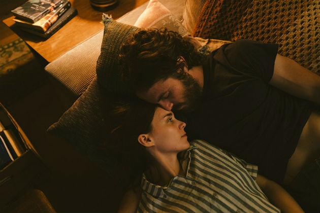 Rooney Mara ja Casey Affleck