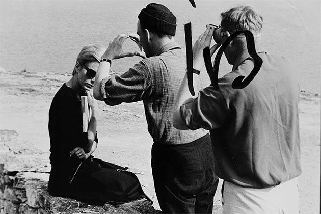 Ingmar Bergman ja Bibi Andersson