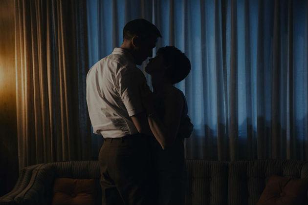 Ryan Gosling ja Claire Foy