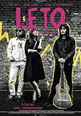 Leto, poster