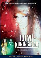 Lumikungatar, DVD-kansi