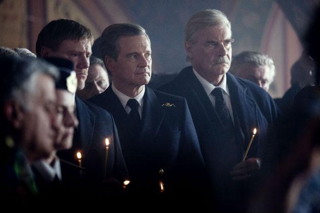 Colin Firth ja Peter Simonischek