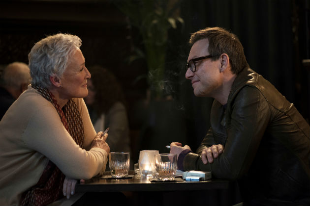 Glenn Close ja Christian Slater