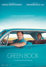 Green Book, juliste