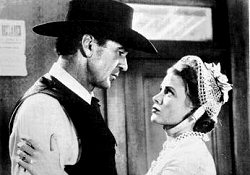 Gary Cooper ja Grace Kelly