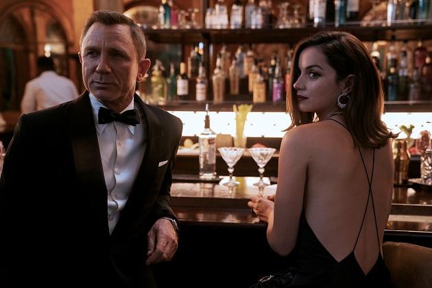 Daniel Craig ja Ana de Armas