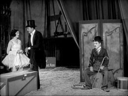 Merna Kennedy, Harry Crocker ja Charlie Chaplin