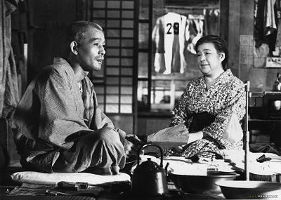 Chishu Ryu ja Chieko Higashiyama