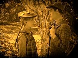 Lillian Gish ja Bobby Harron