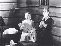 Lillian Gish ja Lars Hanson