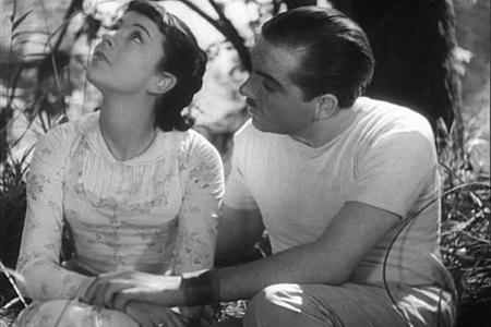 Sylvia Bataille ja Georges D'Arnoux