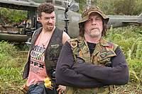 Danny McBride ja Nick Nolte