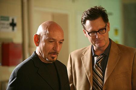 Ben Kingsley ja Bill Pullman.