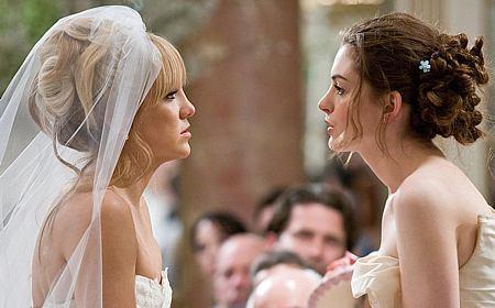 Kate Hudson ja Anne Hathaway.