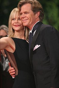 Meg Ryan ja William H. Macy.
