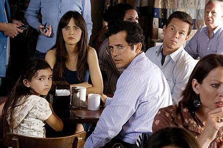Ashlyn Sanchez, Zooey Deschanel, John Leguizamo ja Mark Wahlberg.