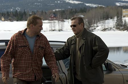 Peter Stormare ja Svante Martin