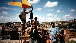 Moro no Brasil dokumentin kuvaukset