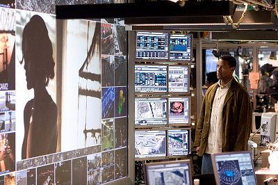 Uusi tekniikkaa vetää Denzel Washingtonin hiljaiseksi