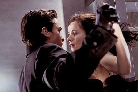 Christian Bale ja Emily Watson.