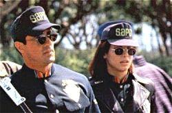 Sylvester Stallone ja Sandra Bullock