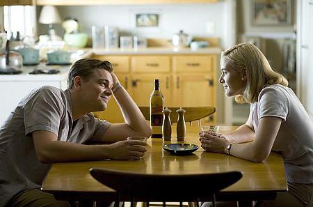 Leonardo DiCaprio ja Kate Winslet