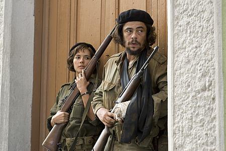 Catalina Sandino Moreno ja Benicio Del Toro