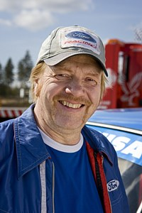 Heikki Silvennoinen - Ralliraita
