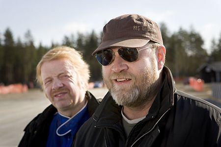 Heikki Silvennoinen ja Markku Pölönen - Ralliraita