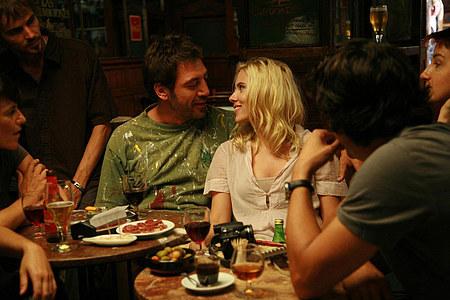 Javier Bardem ja Scarlett Johansson