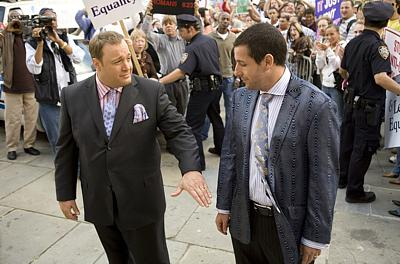 Kevin James ja Adam Sandler