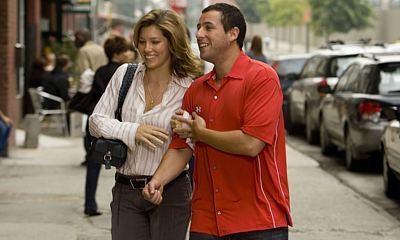 Jessica Biel ja Adam Sandler