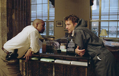 Denzel Washington ja Clive Owen