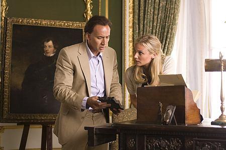 Diane Kruger ja Nicolas Cage