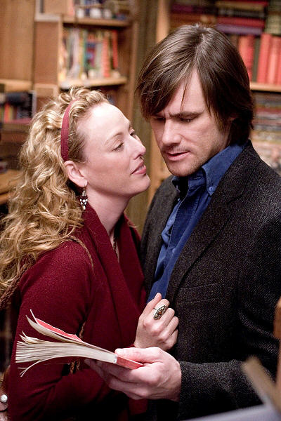 Virginia Madsen ja Jim Carrey