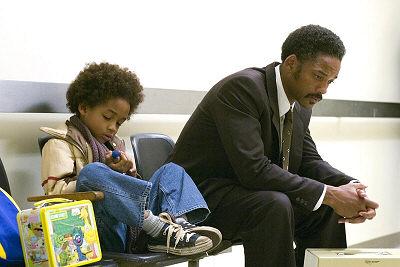 Will Smith ja hänen poikansa Jaden Smith