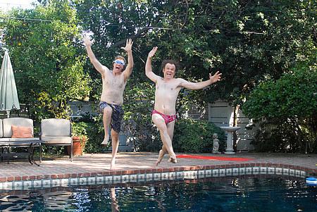 Will Ferrell ja John C. Reilly