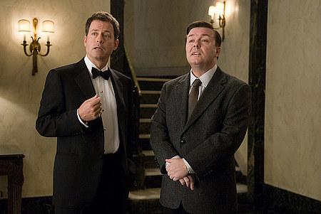Greg Kinnear ja Ricky Gervais