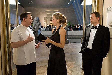 Ricky Gervais, Tea Leoni ja Greg Kinnear