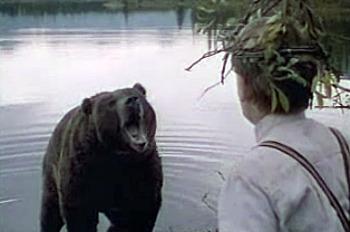 Harry ja karhu