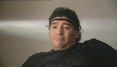 History of Football, Diego Armando Maradona