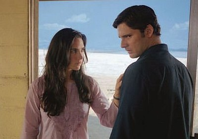Jennifer Connelly ja Eric Bana