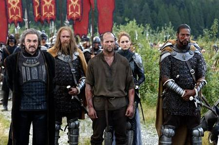 John Rhys-Davies, Jason Statham ja Leelee Sobieski