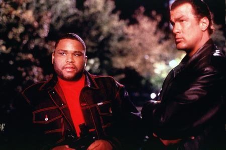 Anthony Anderson ja Steven Seagal